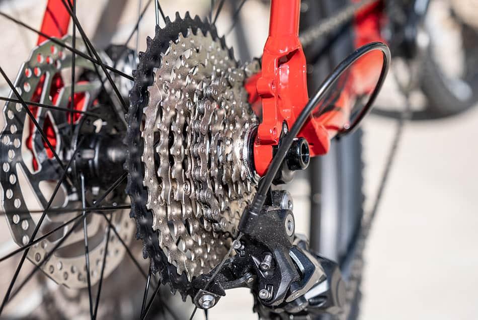 mountain bike gear set