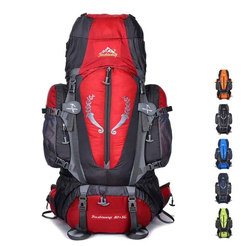 KKbags 85L Hiking Backpack